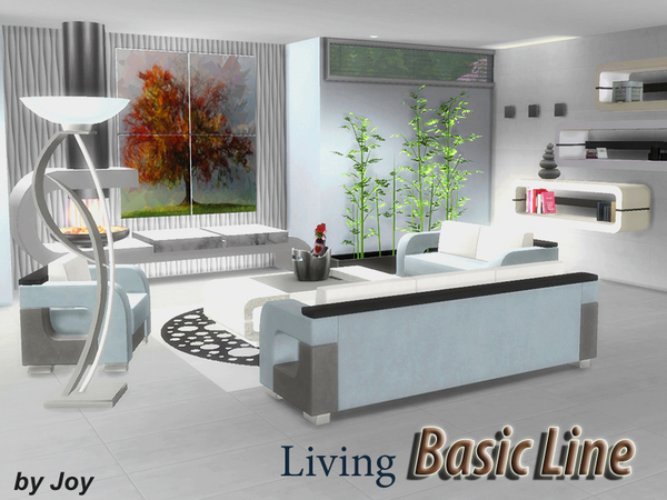 Livingroom Basic Line by Joy
