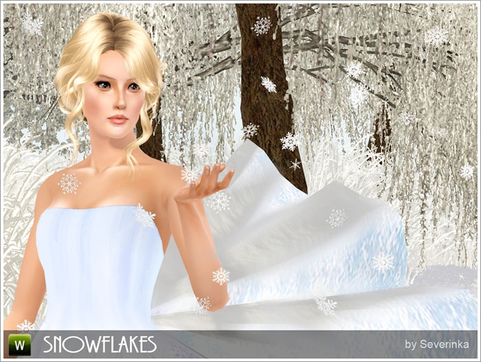 Snowflakes by Severinka