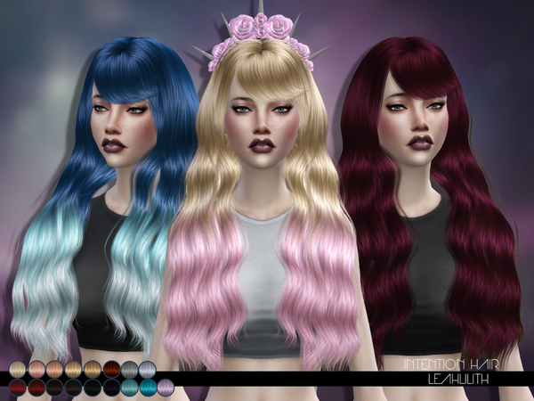 LeahLillith Intention Hair by Leah Lillith