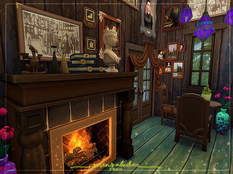 The Siren's Abode - No CC by ValhallanSim