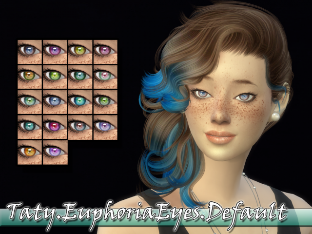 Taty_Euphoria Eyes_default by tatygagg