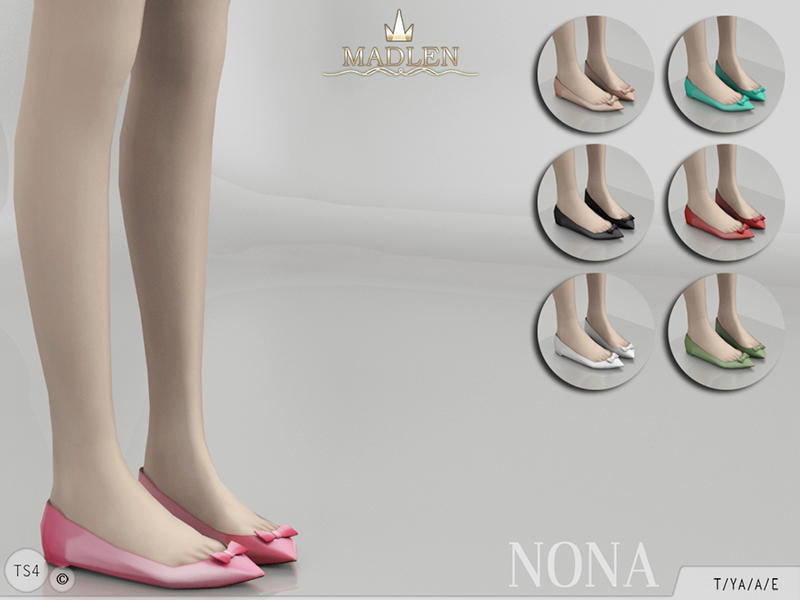 Madlen Nona Shoes by MJ95