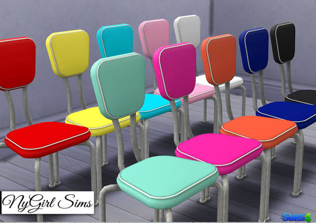 TS3 50's Dining Set Conversion by NyGirl