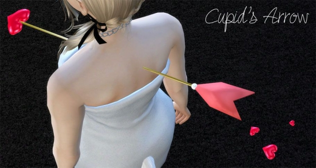 Cupids Arrow by exp3100