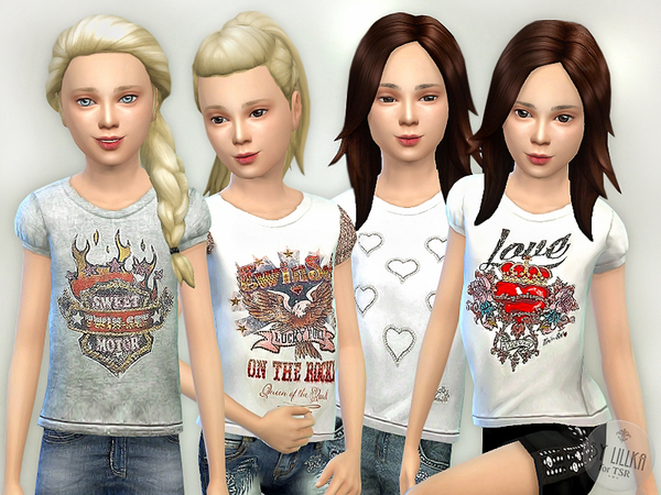 T- Shirt Collection GP07 by lillka