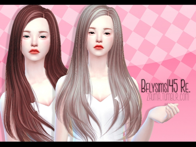 Bflysims 145 Retexture by Zauma