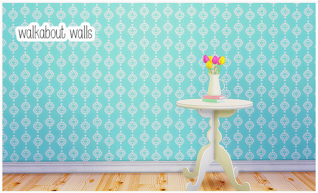 walkabout walls by lina-cherie