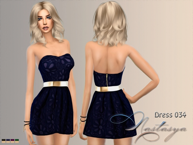 Dress 034 by Nastasya