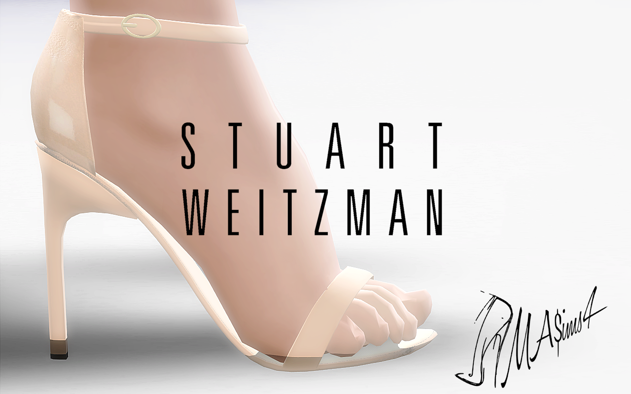 Stuart Weitzman Patent Leather Sandals by MrAntonieddu