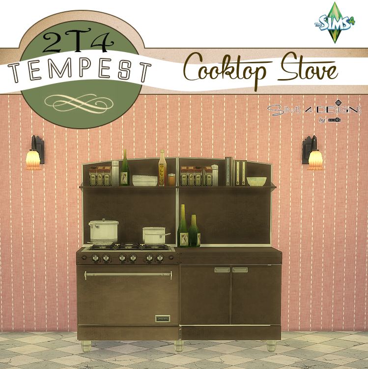 TS2 Tempest Cooktop Stove Conversion by Daer0n