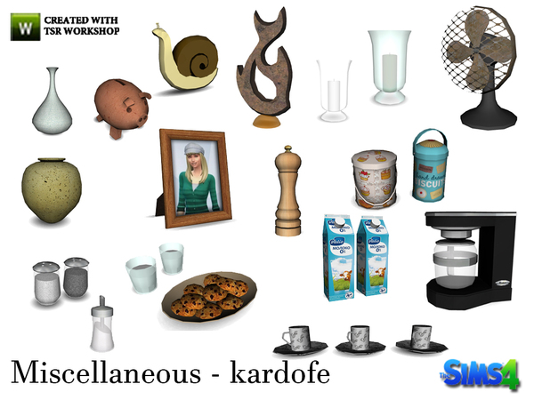 kardofe_Miscellaneous