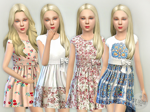 Designer Dresses Collection P19 by lillka