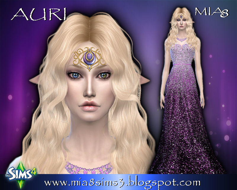 Auri (elf) by Mia8