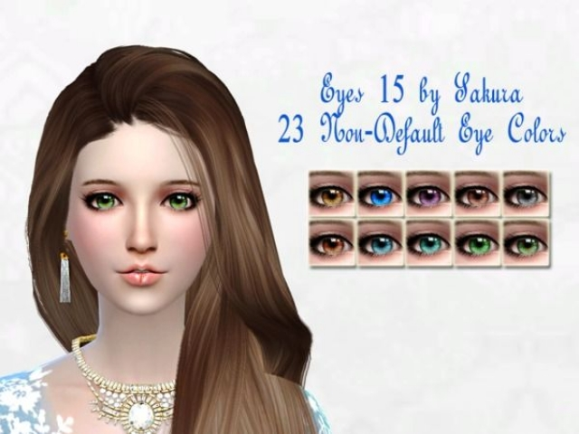 Eyes 15 by SakuraPhan
