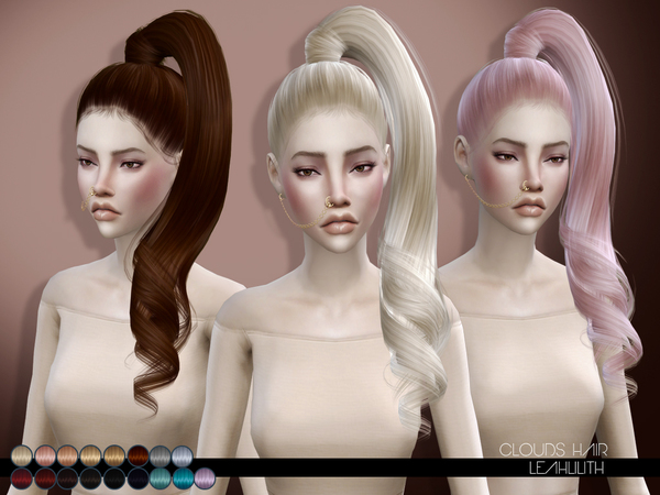 LeahLillith Clouds Hair by Leah Lillith