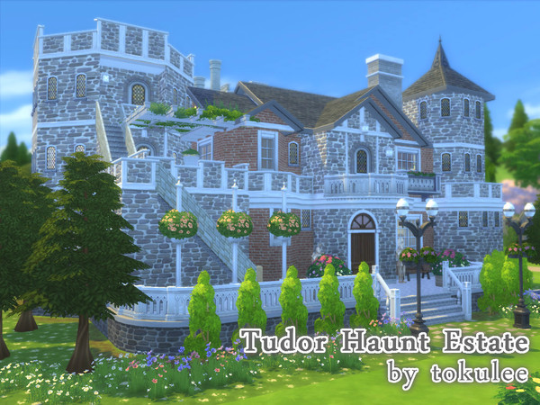 Tudor Haunt Estate by leetoku