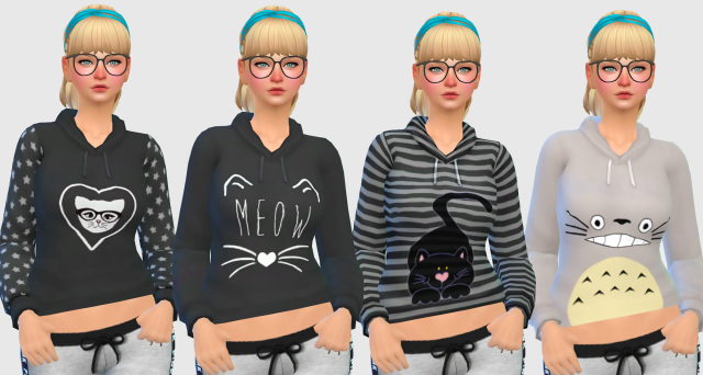 Just a Sweatshirts by Simlife