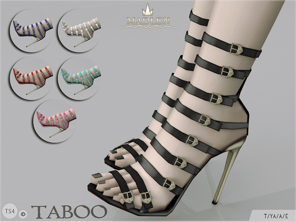 Madlen Taboo Shoes by MJ95