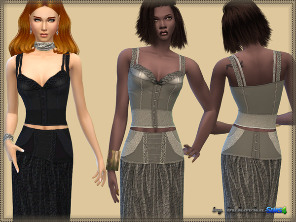 Set Corset by bukovka