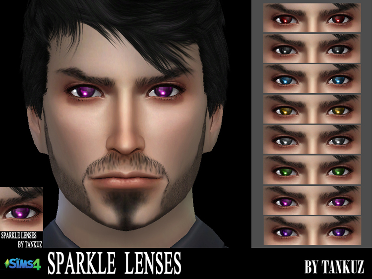 Sparkle Lenses by Tankuz