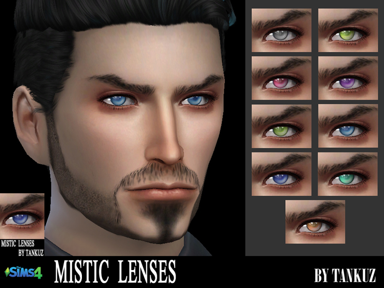 Mistic Lenses by Tankuz
