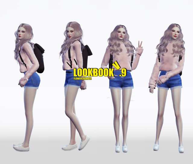 LOOKBOOK V.9 by flowerchamber