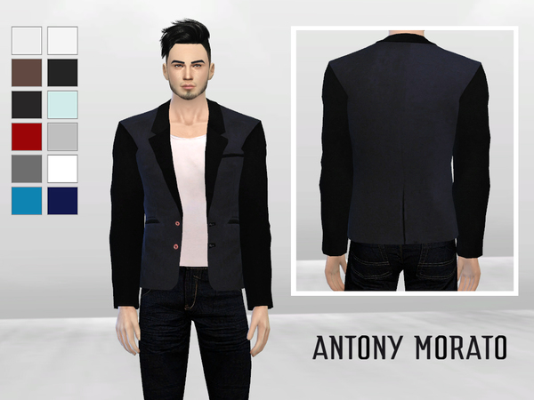 Crawford Suit Jacket by McLayneSims