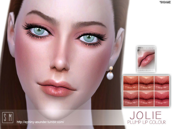 [ Jolie ] - Plump Lip Colour by Screaming Mustard