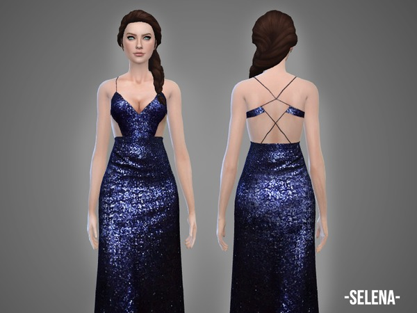 Selena - gown (as seen on Selena Gomez) by -April-