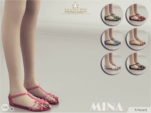 Madlen Mina Shoes by MJ95