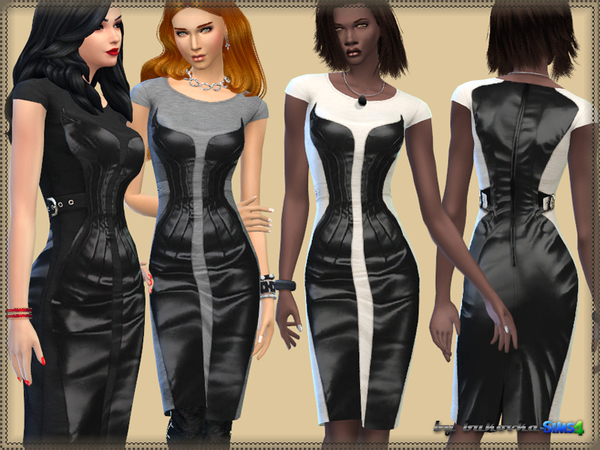 Corset Dress by bukovka