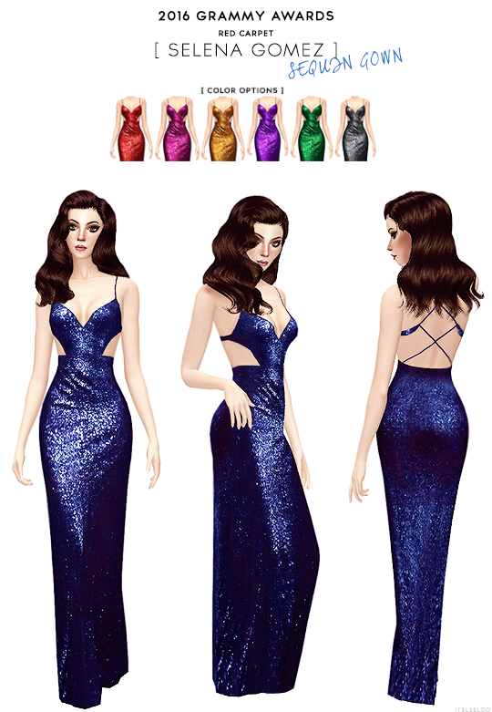 Selena Gomez dress by its-leelo