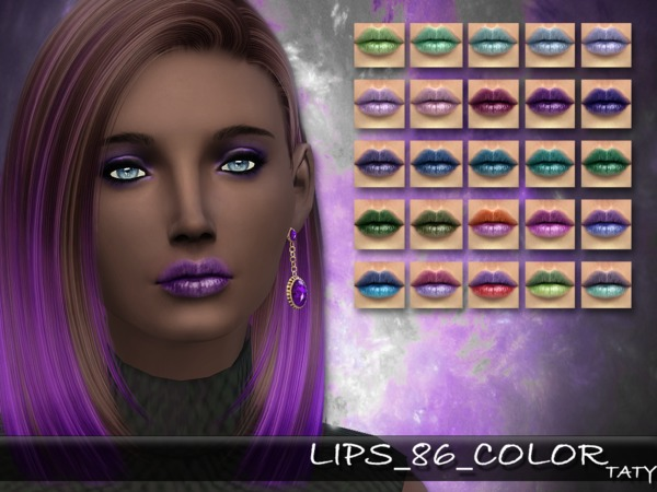[Ts4]Taty_Lips_86_Color
