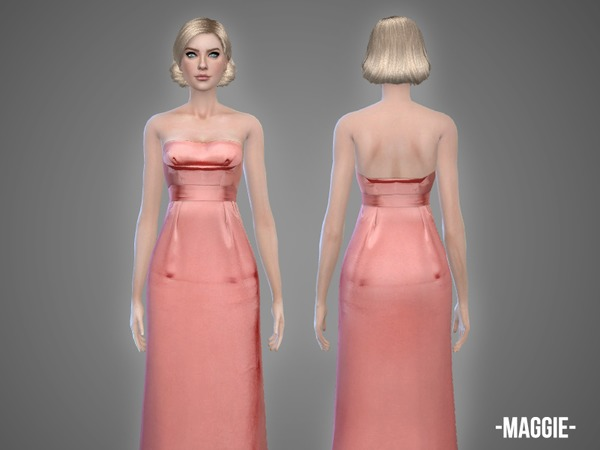 Maggie - gown by -April-
