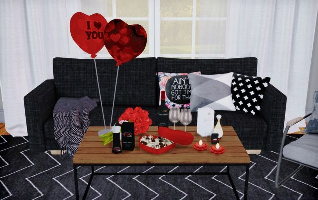 Valentines Day Set by DreamTeamSims