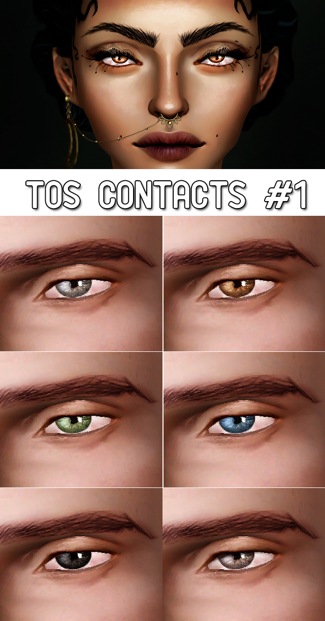 TOS Contacts # 1 by theothersim