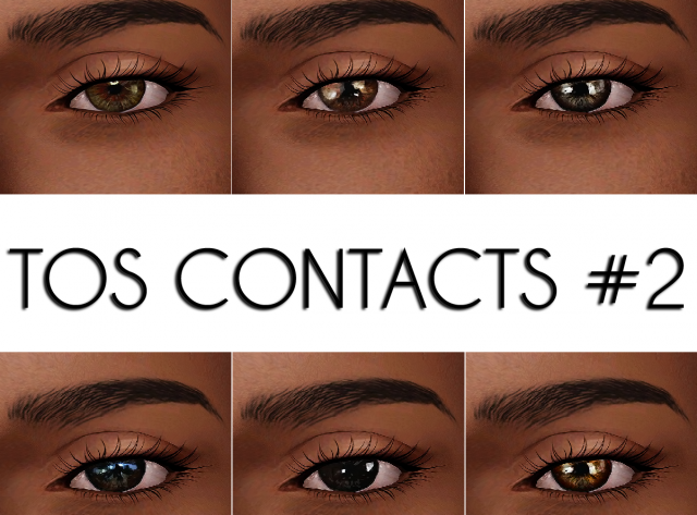 TOS Contacts # 2 by theothersim
