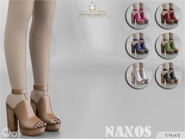 Madlen Naxos Shoes by MJ95