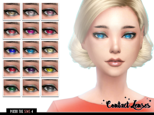 [TS4]_PikooEyes16 by pikoo