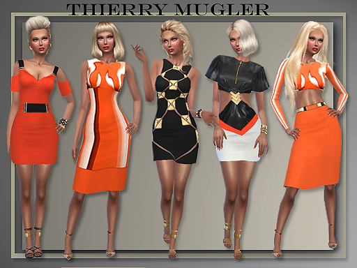 Thierry Mugler Spring 2016 by All-About-Style