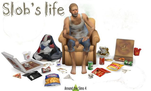 Slob's Life Set by Sandy