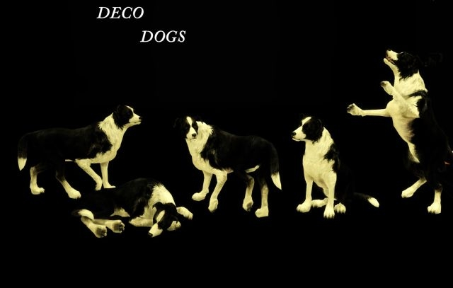Decorative Dogs Conversions (2 часть) by Leo-Sims