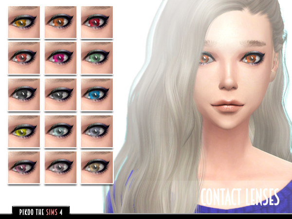 [TS4]_PikooEyes17 by pikoo