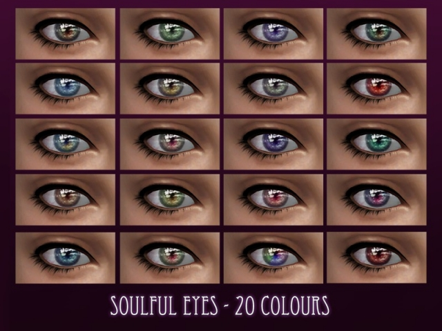 Soulful eyes by RemusSirion