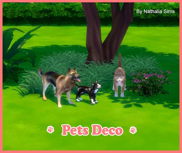 Pets Deco by NathaliaSims