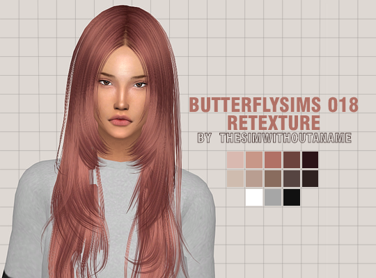 Butterflysims 018 Retexture by thesimwithoutaname