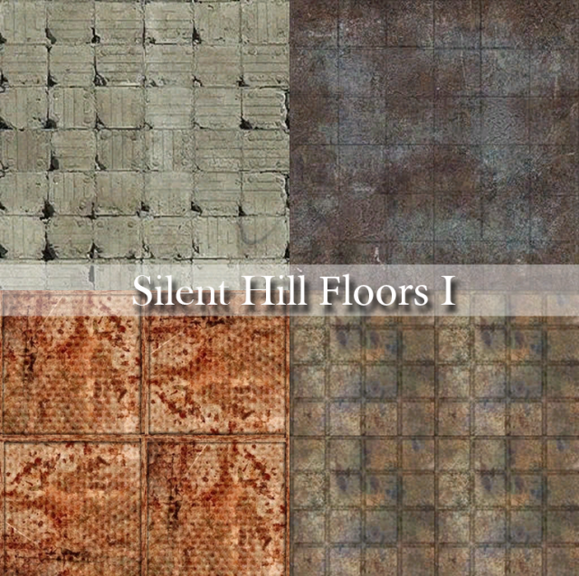 Silent Hill Floors Part I by Mimoto