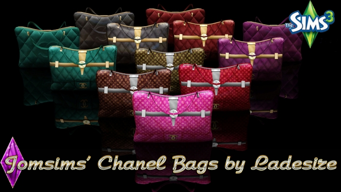 Jomsims' Chanel Bags by Ladesire