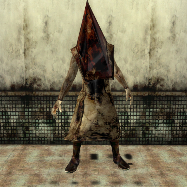 Silent Hill Monsters by Mimoto
