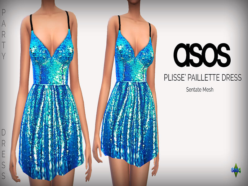 Two ASOS Dresses - Recolor - mesh needed by L'Rimshard